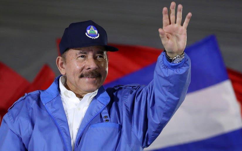 Pompeo tilda al presidente nicaragüense de «dictador» y lo acusa de «redoblar represión»