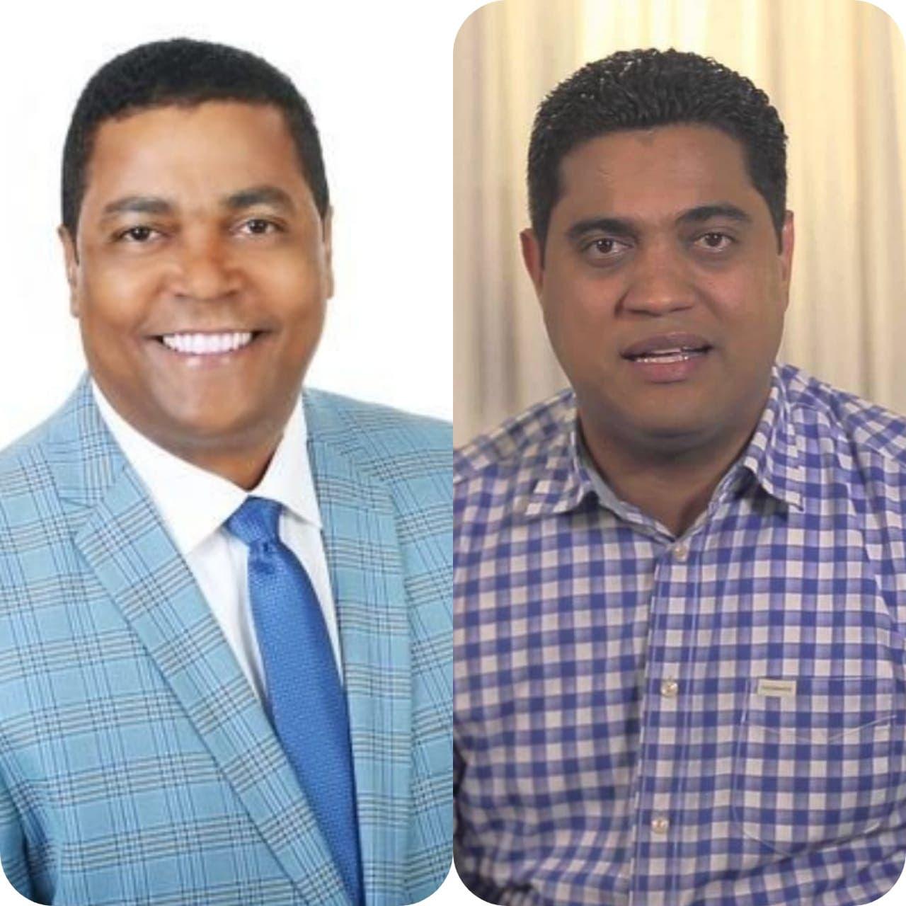 PRM llevará a Kelvin Cruz y Víctor D´Aza como candidatos a presidir Fedomu y la LMD