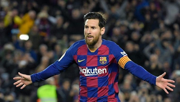 Messi anuncia que se queda en el Barcelona: «jamás iría a juicio con el club»