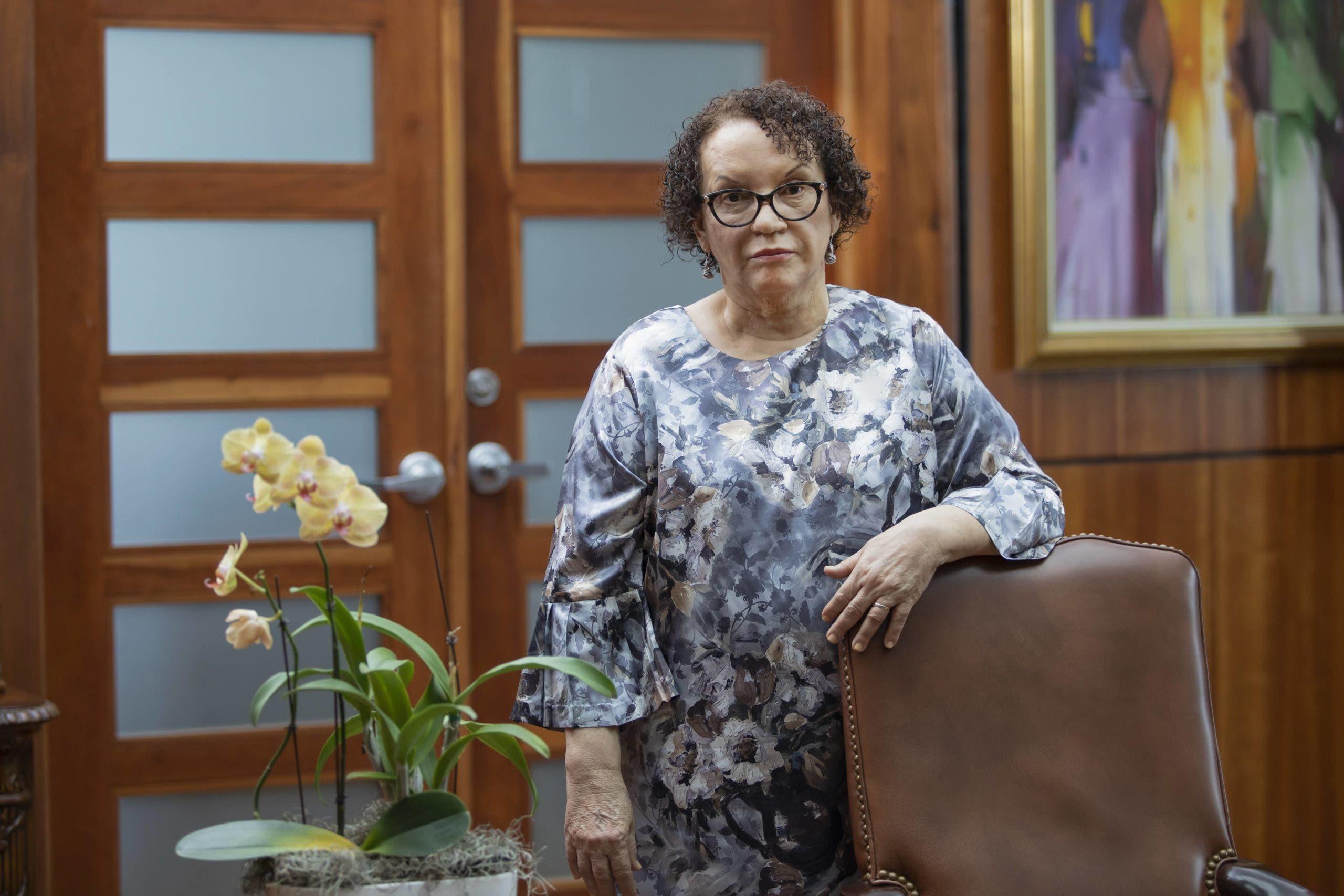 Miriam Germán: «Medidas adoptadas en La Victoria favorecerán a los privados de libertad»