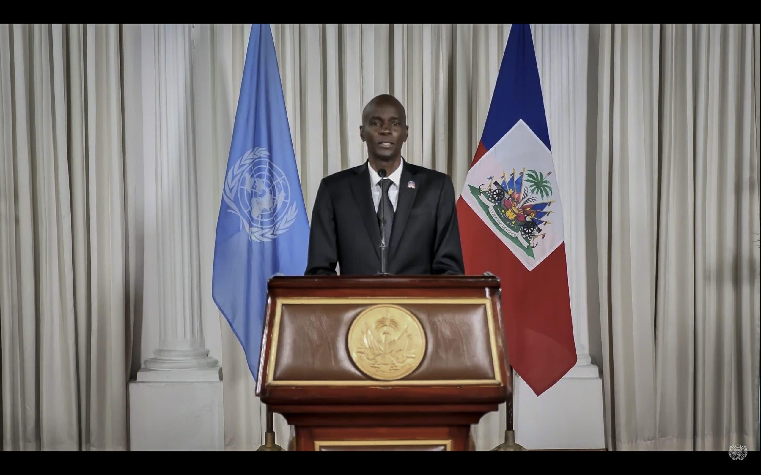 Jovenel Moïse quiere celebrar elecciones libres, justas y democráticas en Haití