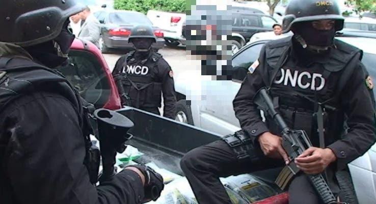 Desmantelan puntos de drogas y apresan 13 personas en Santiago