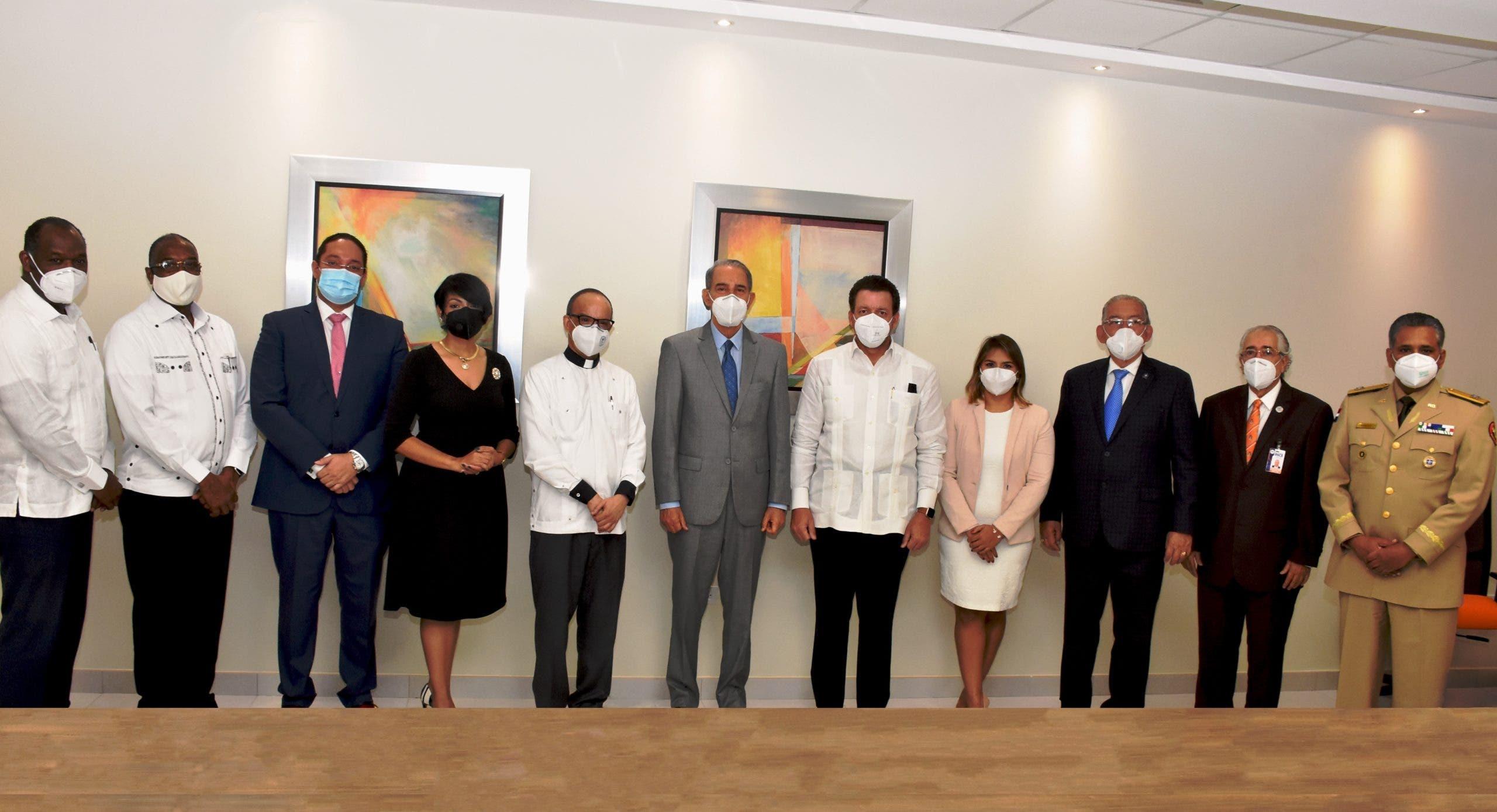 Discuten propuesta para afrontar situación generada por la pandemia