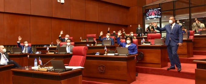 Senado aprueba modificación del  Presupuesto Complementario