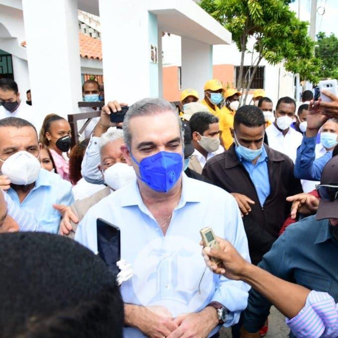 «Se va a entregar esas pensiones para hacer justicia», promesa de Luis Abinader a los cañeros