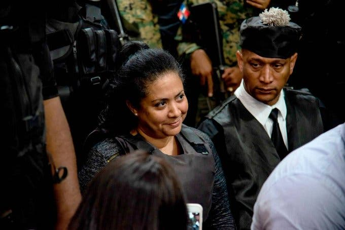 Marlin Martínez a punto de salir de la cárcel