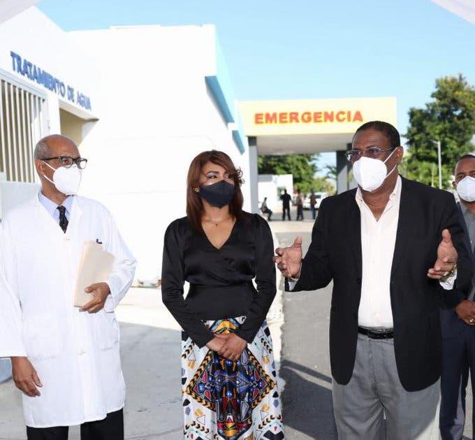 Reabren consultas en el hospital de Engombe