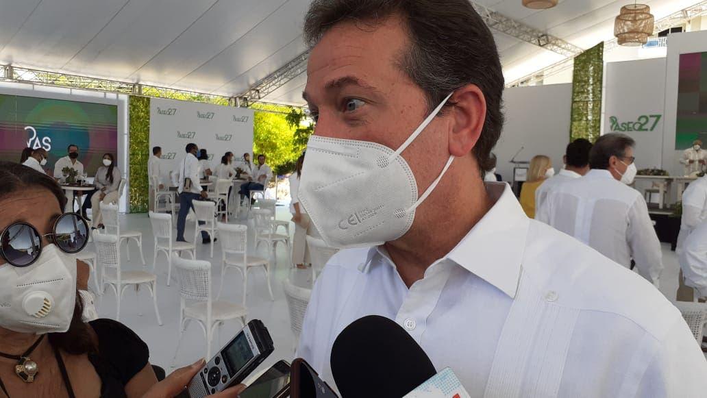 Ito Bisonó dice fórmula para precios de combustibles se seguirá implementando