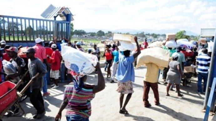 RD y Haití reabren mercado binacional tras cierre en marzo por la Covid