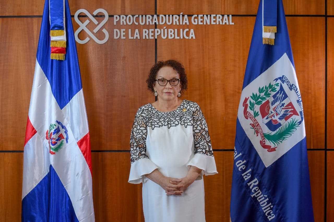 "Procuradora Miriam Germán presenta ""formal inhibición"" a tratar caso Odebrecht"