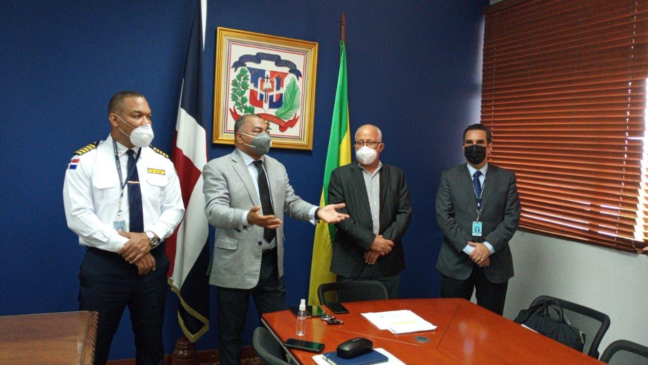 Procuraduría General designa nuevo director y subdirector de Prisiones