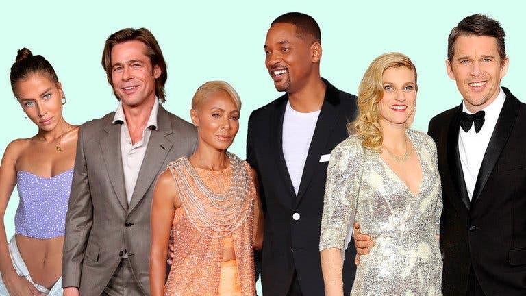 Al estilo Brad Pitt: qué estrellas de Hollywood mantienen una relación de pareja abierta