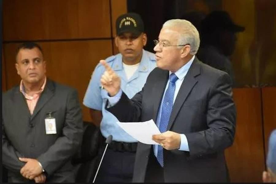 Andrés Bautista: acusación en expediente de Odebrecht es venganza de Danilo Medina