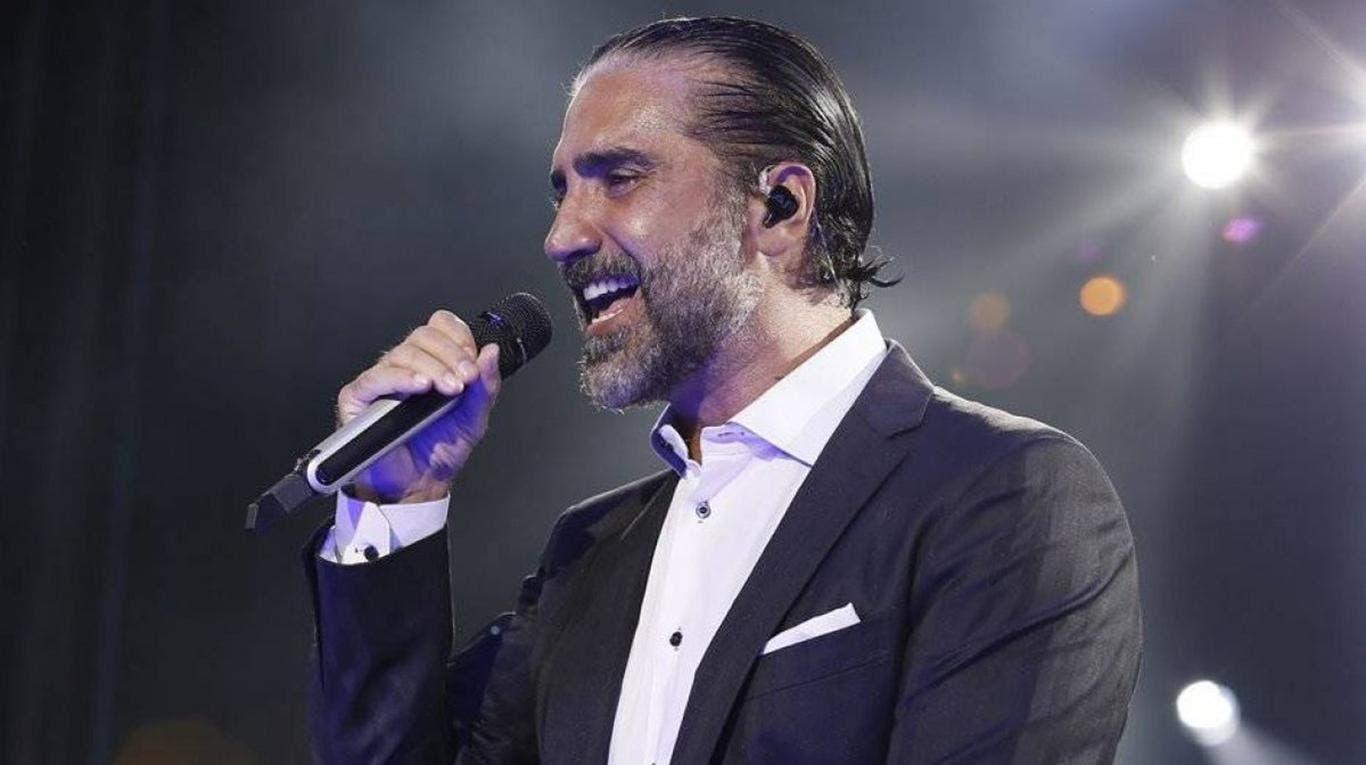 Alejandro Fernández se propone «unir a Latinoamérica» en un solo concierto