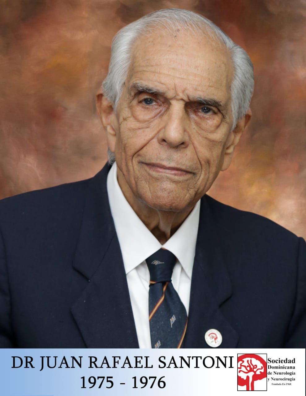 Fallece Juan Santoni Mendoza «Fao», reconocido neurólogo dominicano