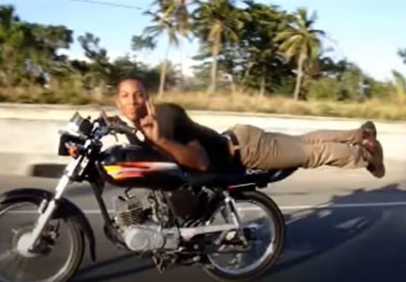Jesús Vásquez (Chu) asegura lograron reducir carreras de motocicletas en un 90%
