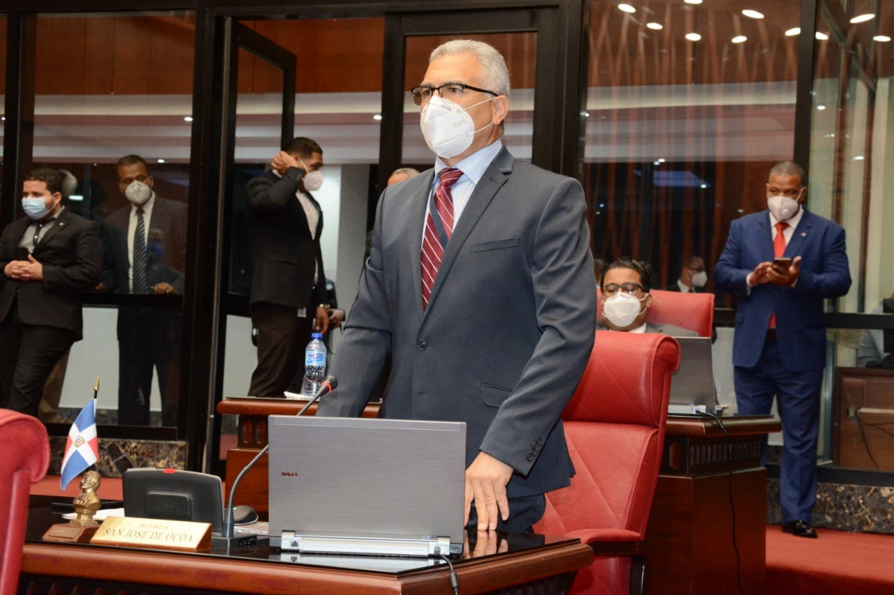 Senador presenta resolución solicitando acueducto dual para Ocoa