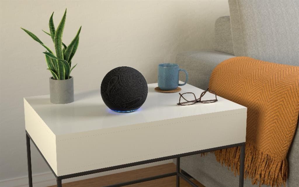 Amazon presenta un nuevo altavoz inteligente Echo