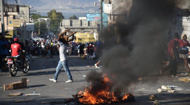Protestan contra la inseguridad en Haití tras el asesinato de un abogado