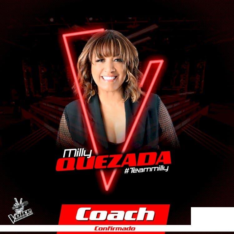 The Voice Dominicana anuncia La Reina del Merengue» como su segundo coach