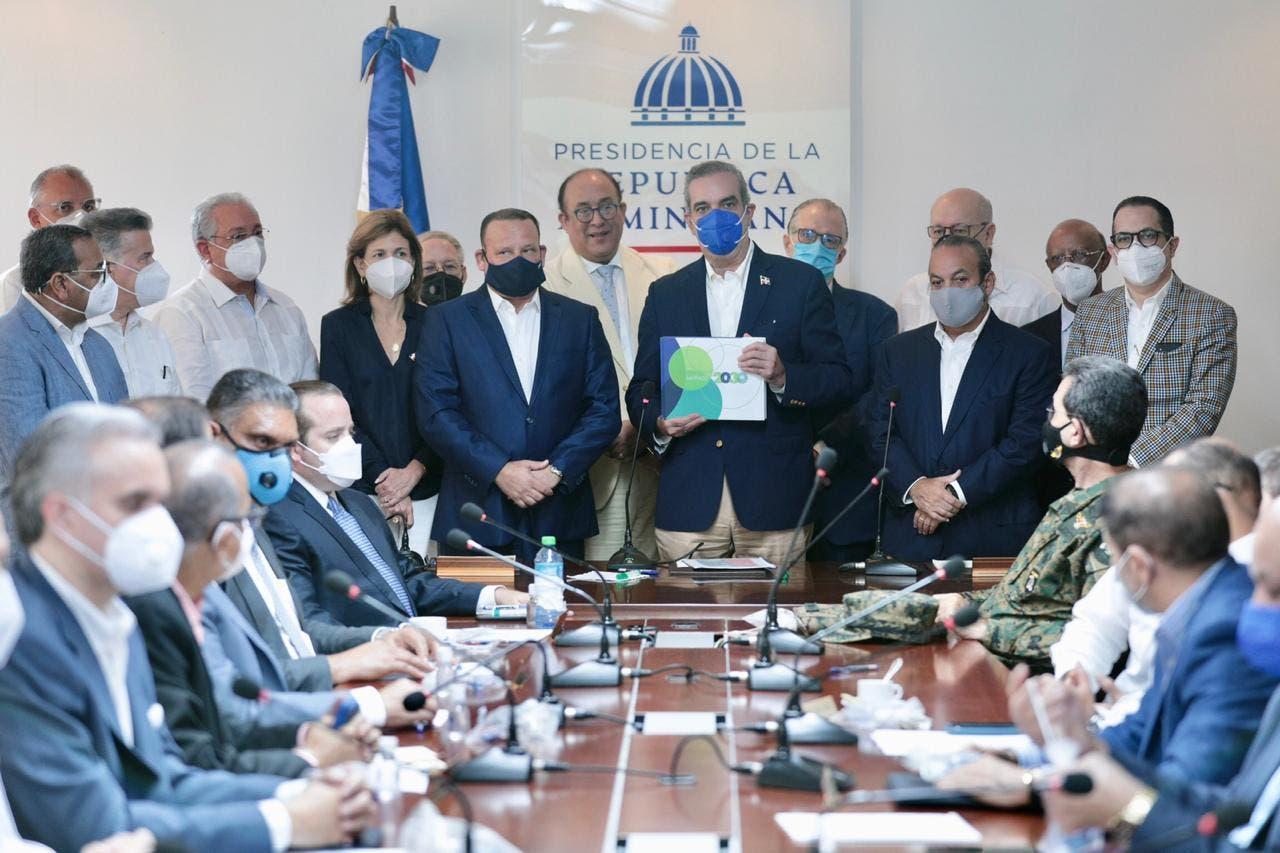 Ministros debaten Plan Nacional Plurianual del Sector Público y el Sistema de Planeación