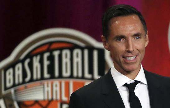 Steve Nash es el nuevo entrenador de los Nets de Brooklyn