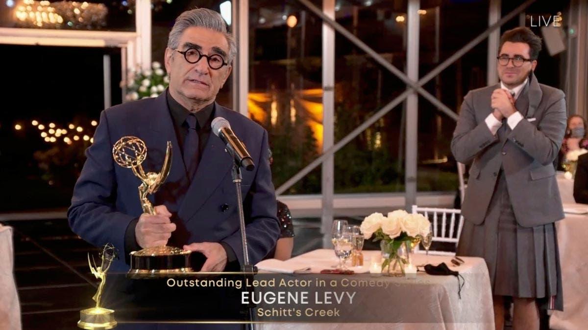Los Emmy marcan un nuevo mínimo histórico de audiencia