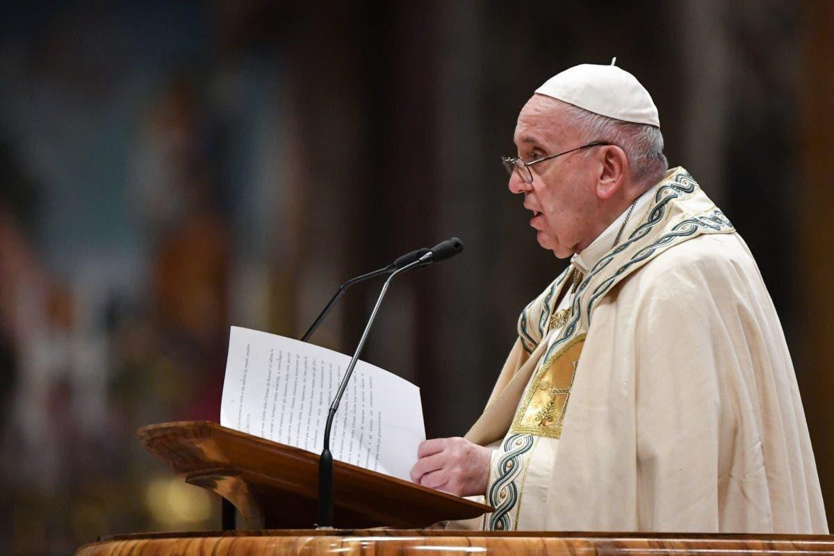 El papa Francisco lamenta el atentado de Niza y llama a la fraternidad