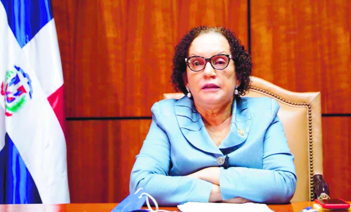 Sociólogo a Miriam Germán: Gracias por su coherencia; hay esperanza