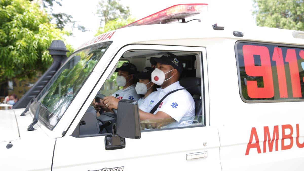 Derrumbe en Los Mameyes deja al menos ocho lesionados