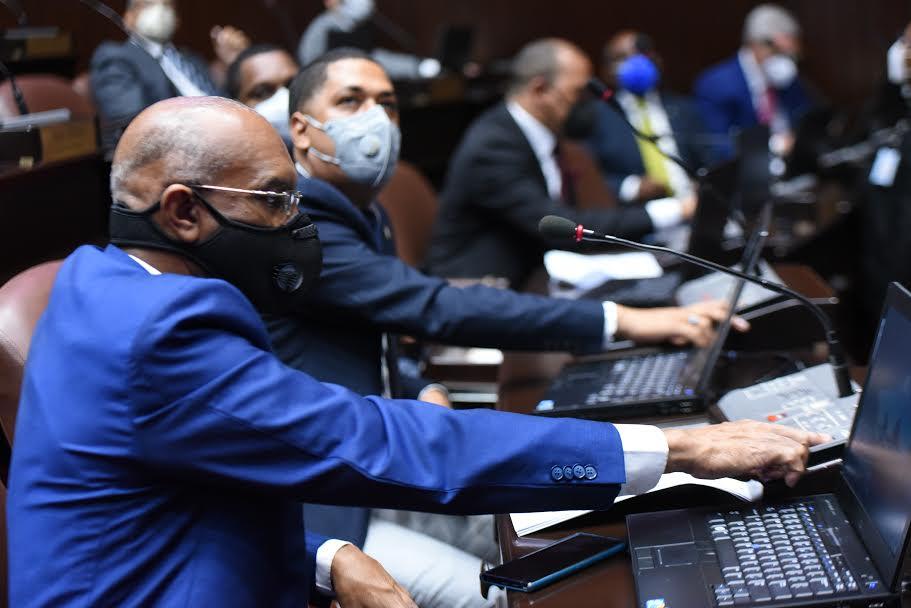 Diputados envían a comisión bicameral proyecto de presupuesto  2021