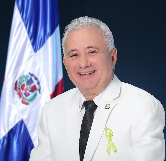 Senador Antonio Taveras representará a RD en toma de posesión del presidente de Bolivia