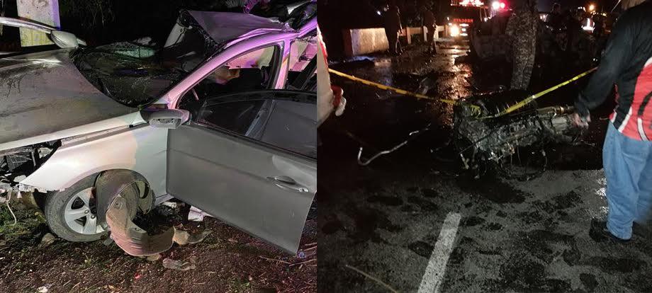 Varios accidentes trágicos en los últimos días