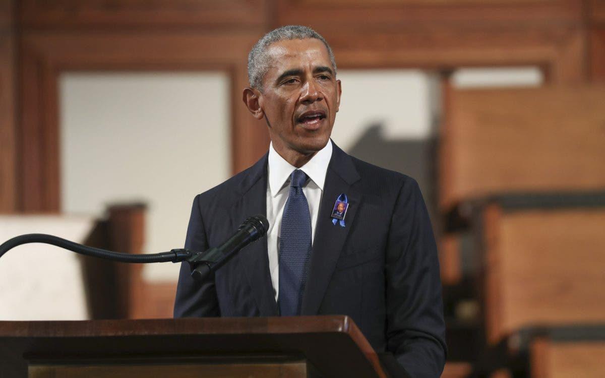 Barack Obama realiza su primer acto presencial en apoyo a Biden