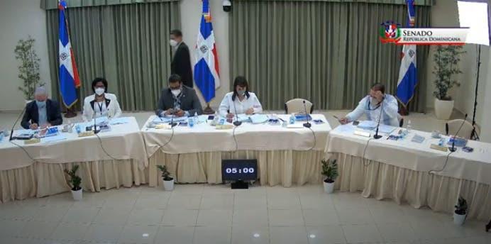 EN VIVO: Senado continúa entrevistas a aspirantes JCE