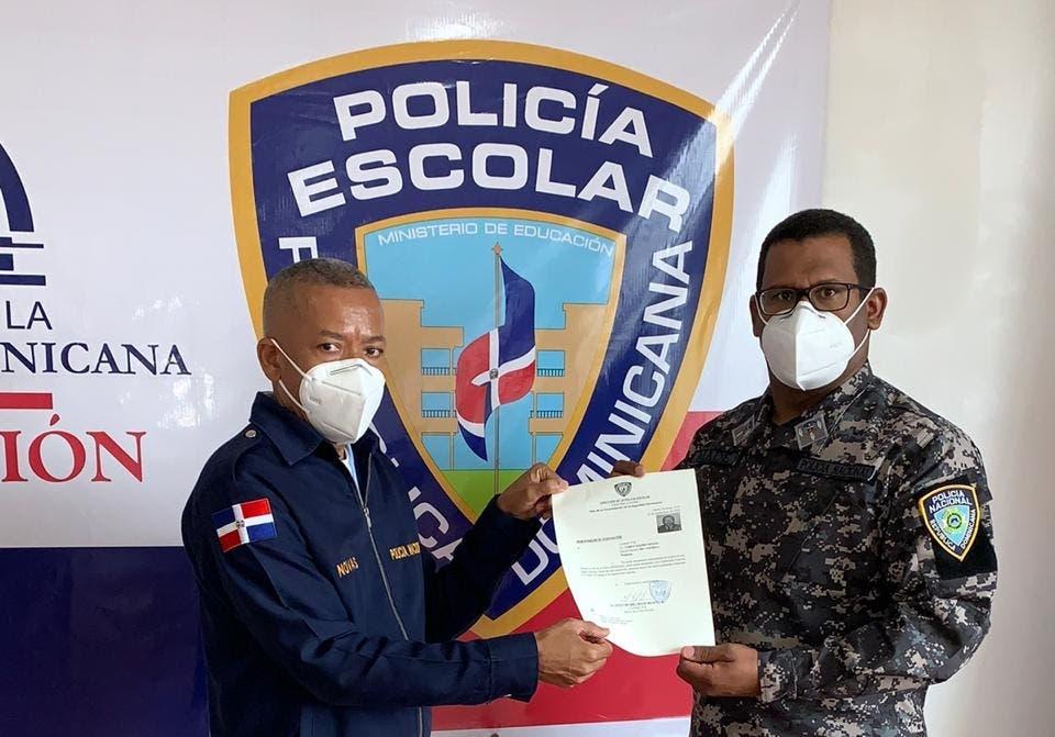 Policía Escolar realiza designaciones internas en 11 subdirecciones regionales