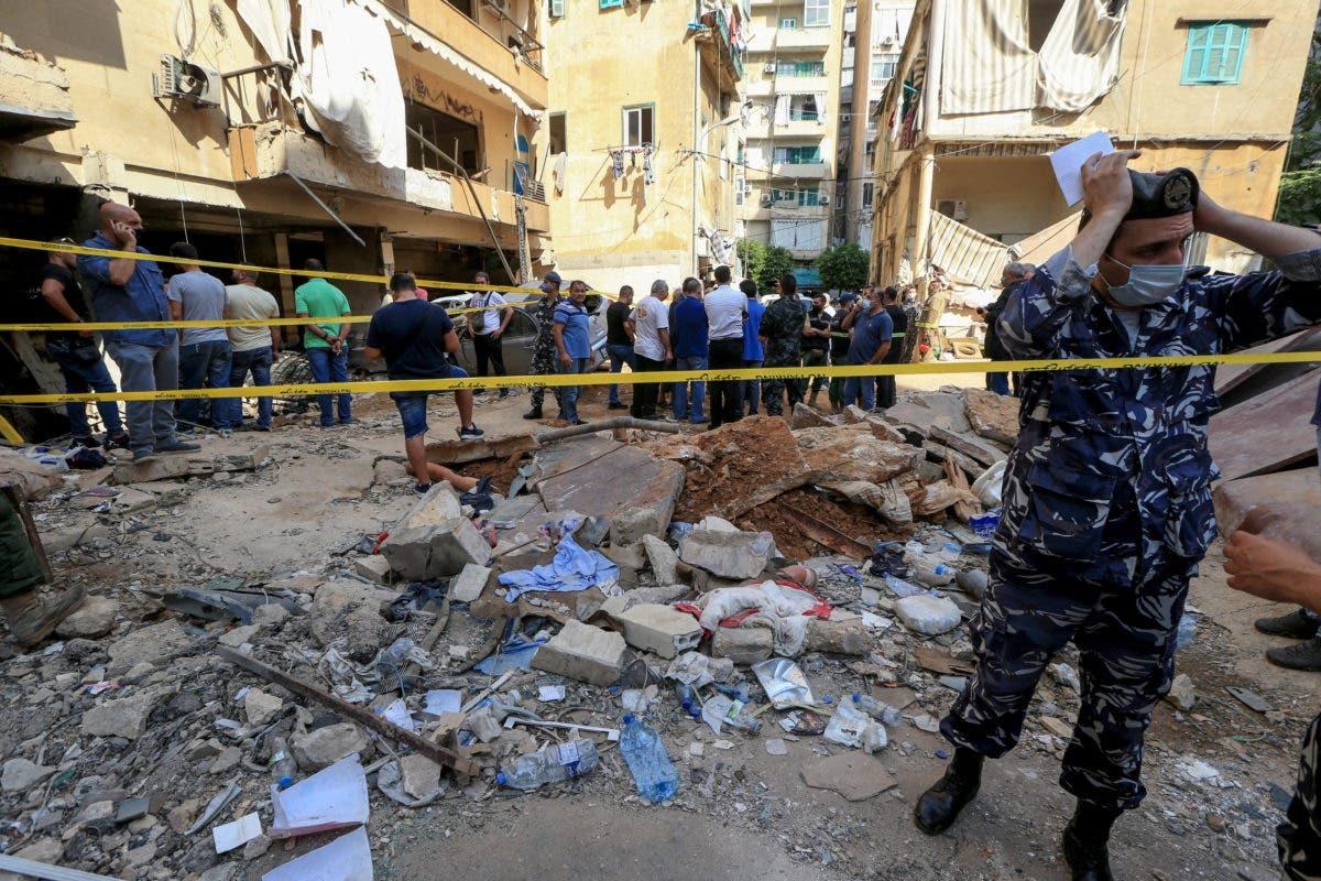 ¡Nueva tragedia!: Se registra otra explosión en el centro de Beirut