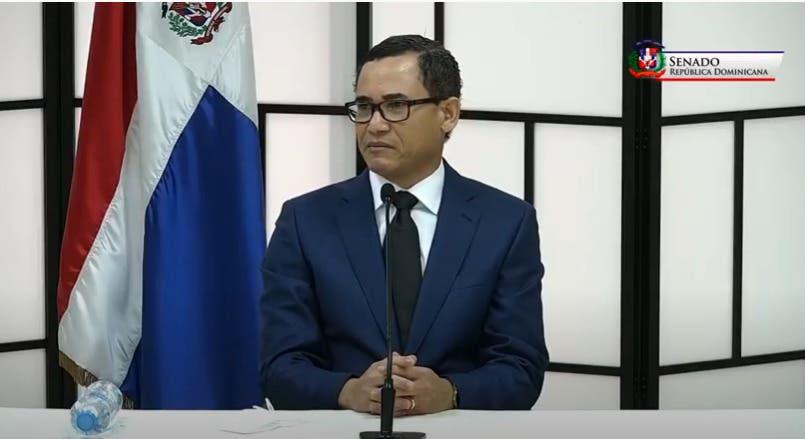 Eddy Olivares: «No tengo colores cuando asumo responsabilidad»