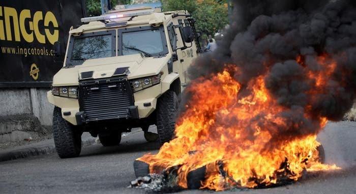 Enfrentamientos entre bandas vuelven a parecer al norte de Haití