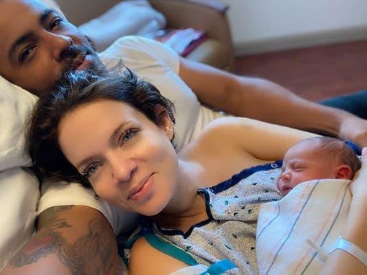 Conozcan a Rachel, la bebé de Yelitza Lora