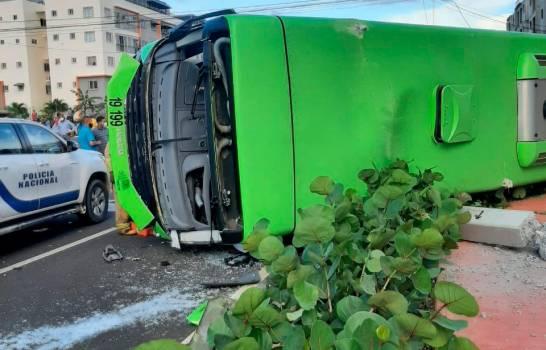 OMSA lamenta muerte de chofer durante accidente en Ciudad Juan Bosch