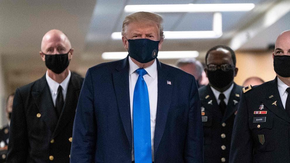 Síntomas de Donald Trump tras ser  diagnosticado con coronavirus