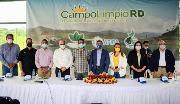 Afipa inaugura centro acopio envases vacíos en Rancho Arriba
