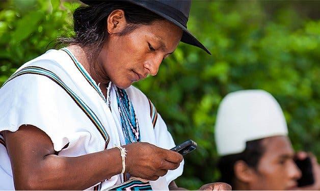 BRECHA DIGITAL   Conectividad en población rural de Latinoamérica y el Caribe es de 36.8%