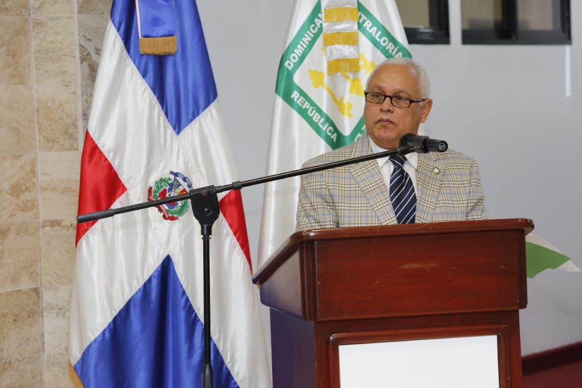 Contraloría informa todas las instituciones del Gobierno central serán auditadas