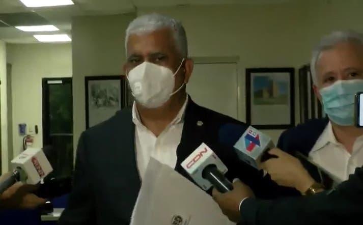 Ricardo de los Santos: Antes del día 9 de noviembre tendremos nueva JCE