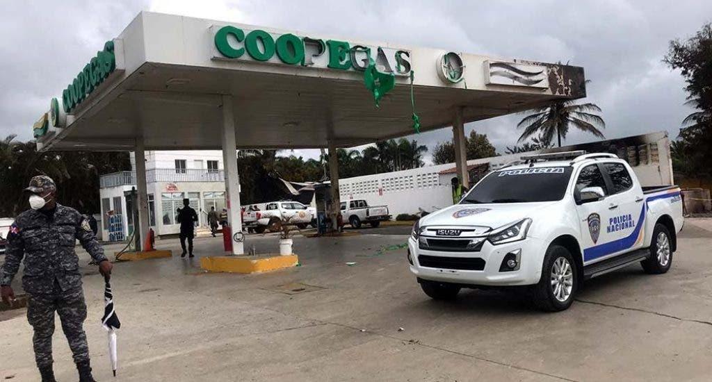COOPEGAS colaborará en investigaciones por accidente en planta de gas