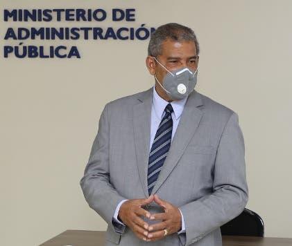 Castillo Lugo: restablecimiento de horario en sector público se ajusta a estrategia contra COVID-19