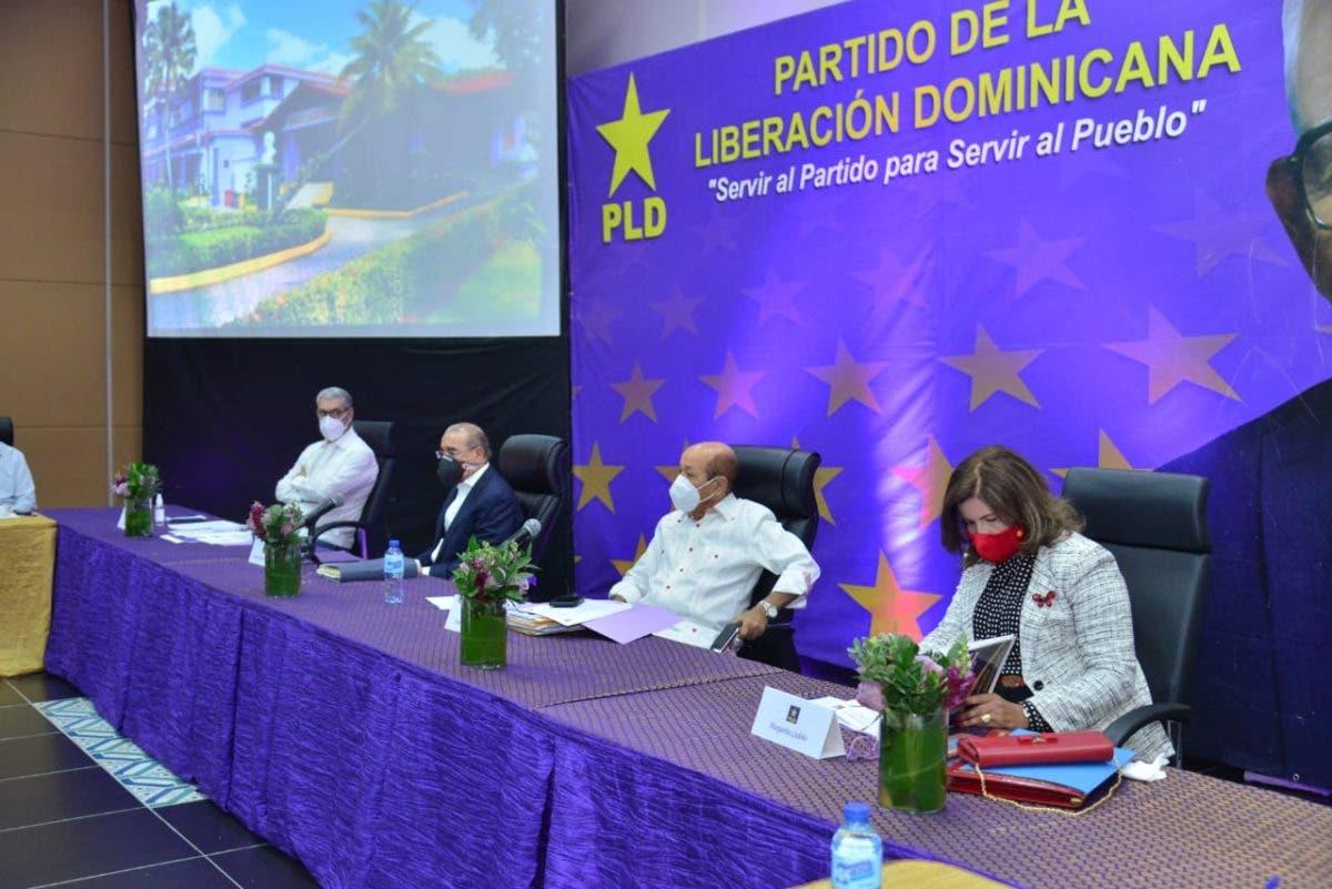 Comité Político del PLD se reúne
