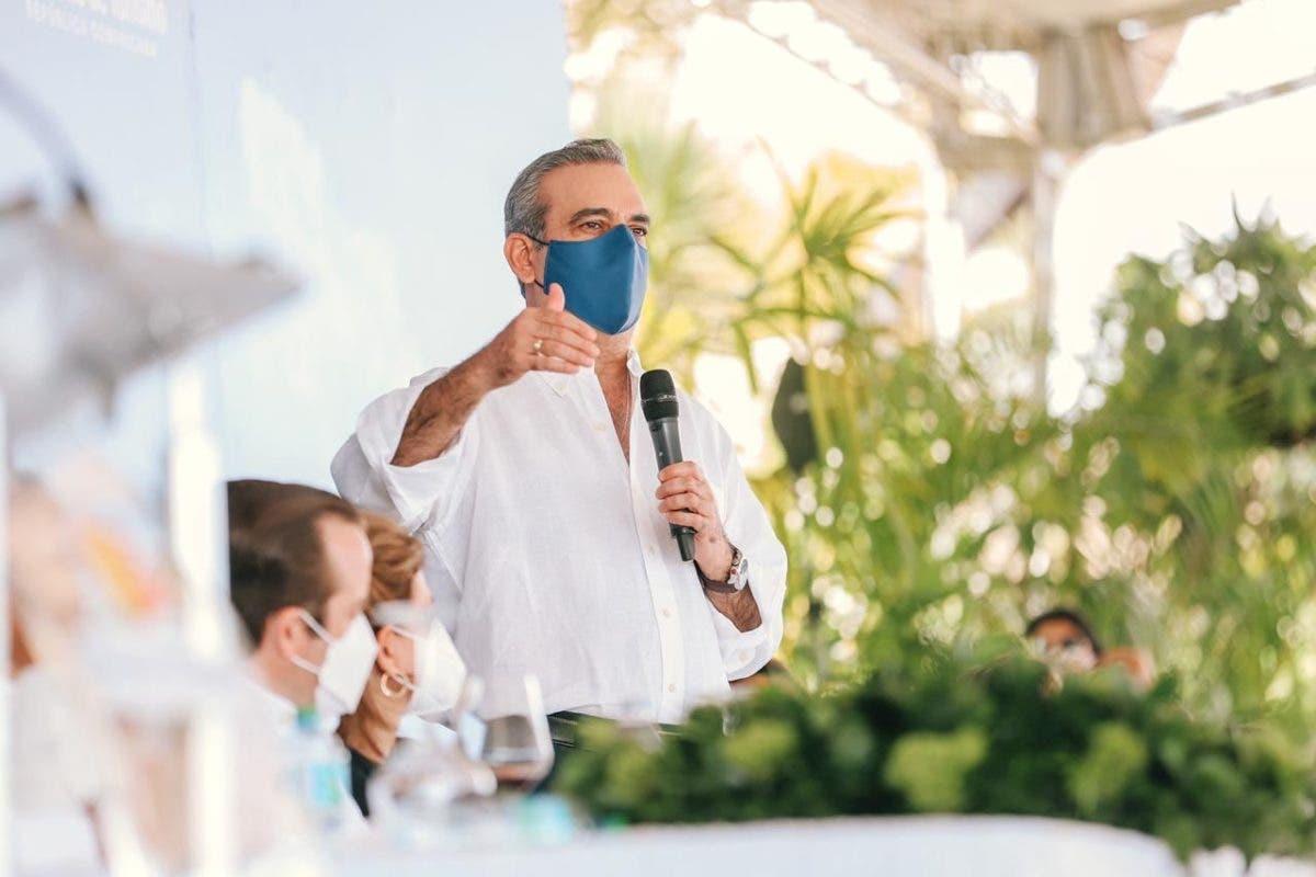 Presidente Luis Abinader se dirige por tercera vez al país